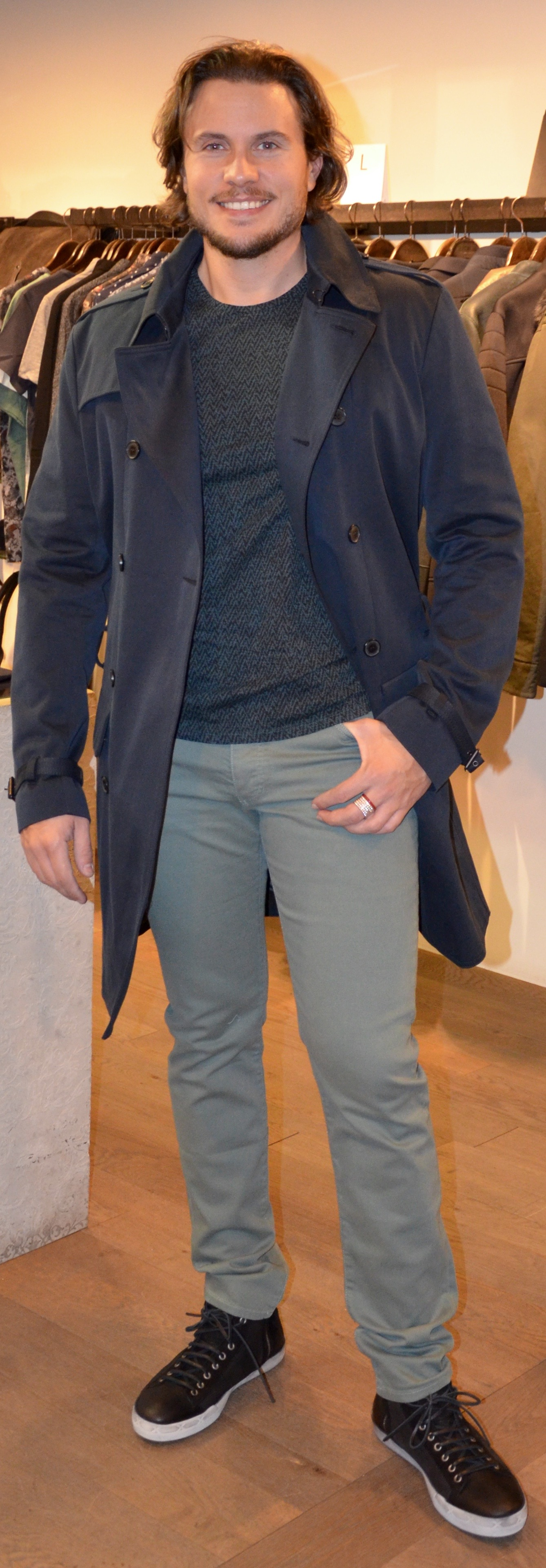 Relooking Masculin Annecy Genève